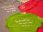 Waitress tees in pink, lime green and purple) - $14.95