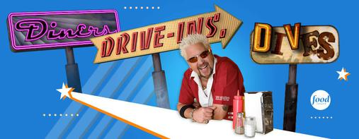 As Seen on Diners, Drive-Ins, and Dives